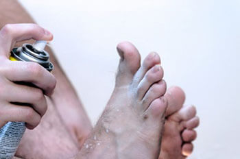 athletes foot treatment in the West Hollywood, CA 90048